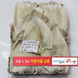 .국산 손질생물오징어 18~22미  .    (6k)